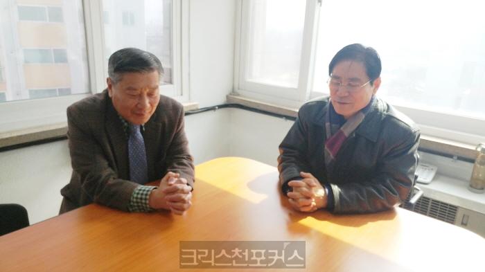 인터뷰/ 총회 교육부장 김기성 목사