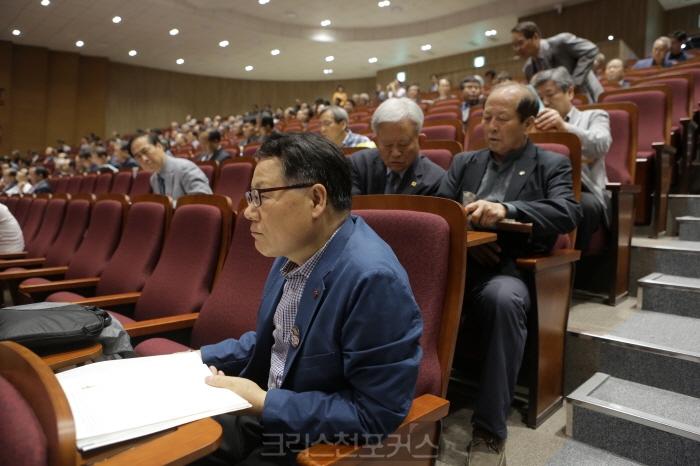 [크포TV ] 서창원 교수, 개혁교회의 현재와 미래