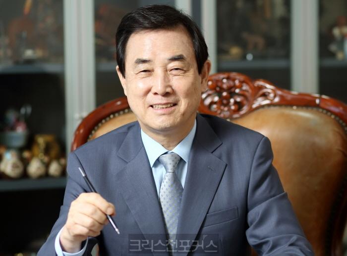 김선규 총회장, 동성애 퀴어축제 반대 국민대회 긴급 메세지 발표해