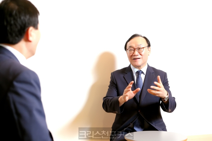 """김남준목사""""종교개혁은하나님생명이터져나온것"""""""