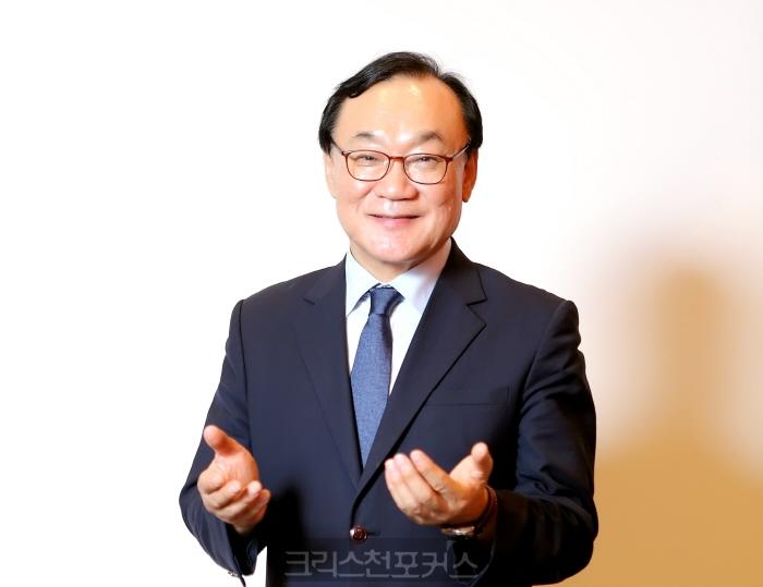 """김남준 목사, """"목회자는 평생 공부하는 사람"""