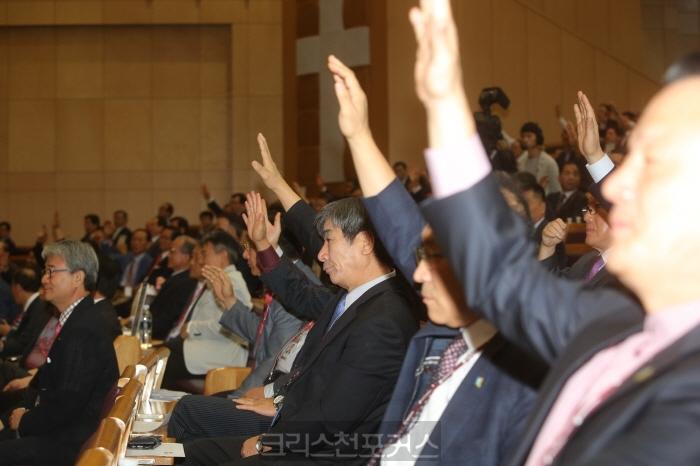 [독자투고]총회 농단세력 탄핵과 적패 청산하라