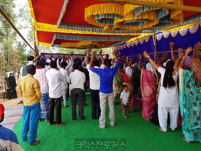 인도 벵갈로 지역 단기 선교 사역 큰 결실 돋보여