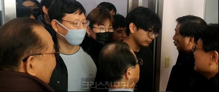 [특별기고] 권영식 장로,  총신대 졸업식 유감