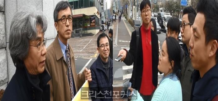 [분석18] 총신 교수협,이번에는 총회장을 주물럭?