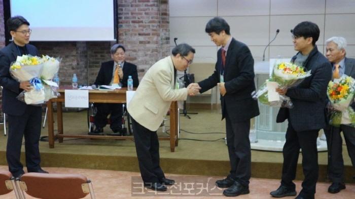 소재훈 목사 한국장애인선교단체 총연합회 회장 취임