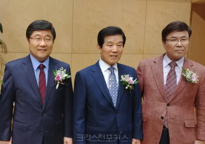 김상현 목사, 서울지역노회협의회 대표회장 피선