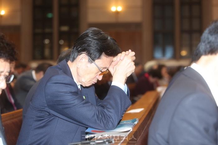 [크포TV]  목장기도 저녁집회(소강석 목사) 실황2