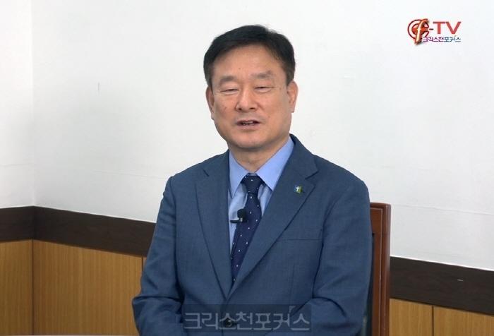 [크포TV] 인터뷰/ 총회 총무 최우식 목사