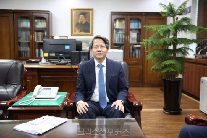 총신대 법인이사회, '김영우 총장 직위해제' 결의