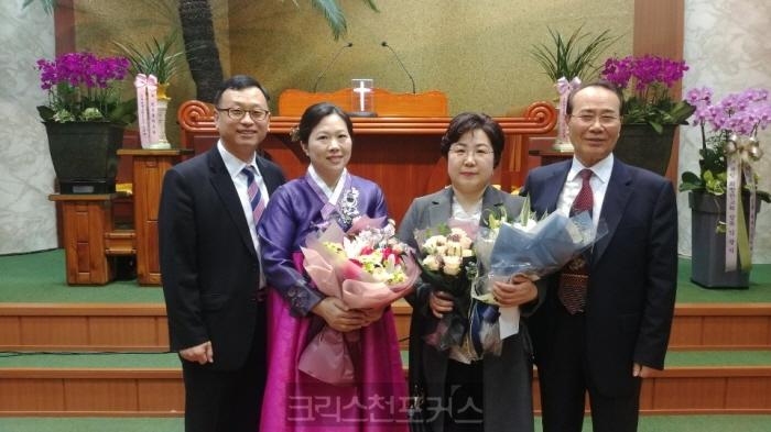 [크포TV] 국용환 목사 45년 목회 마감, 아름다운 사역 계승 이뤄