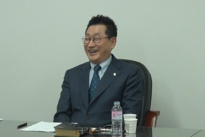 [크포TV] 총회 선관위원장 전계헌 목사 선출