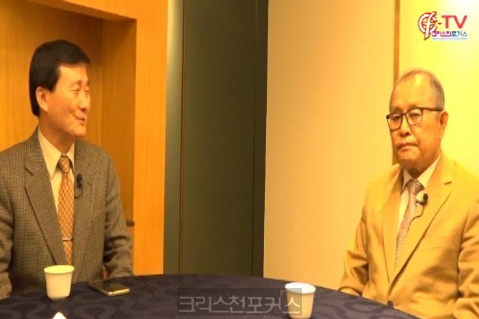 [크포TV] 김승동 목사, 십자가 앞에서 눈물로 달려왔다