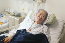 제96회총회장이기창목사,뇌출혈후 2년여간 치료중